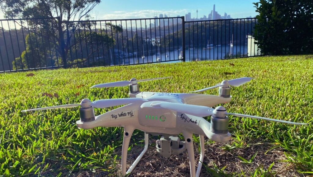 Reasons To Hire Drone My Roof   Drone Hire Sydney