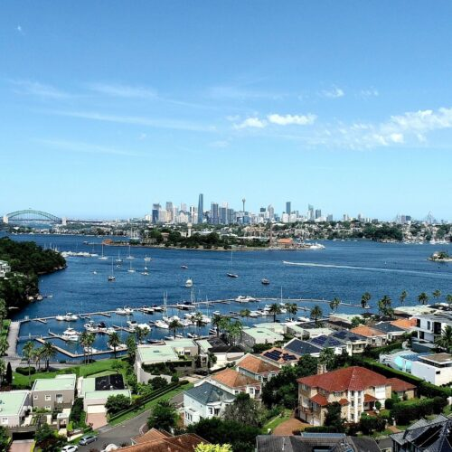 Drone Hire Sydney   Drone Photography Services   Hunters Hill